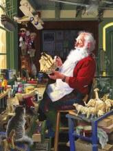 Casse-tête 500 mcx - Santa's Workbench