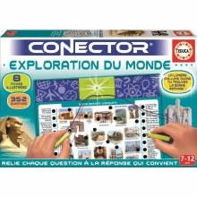 Conector-Exploration du monde