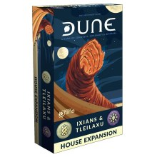 Dune - Ixans and Tleilaxu