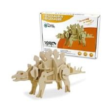 Stegosaure robotique - 40 mcx