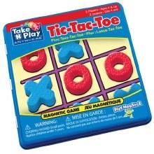 Tic-Tac-Toe magnétique