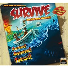 Survive - Escape from Atlantis (Ang.)