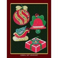 Jacarou Diamants - Décoration Noël - Câdeau