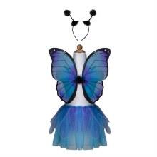 Ensemble Papillon Bleu nuit (4-7ans)