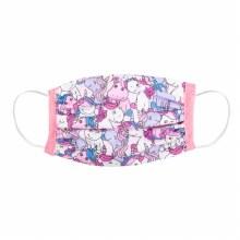 Masque de protection pour enfant - Licornes