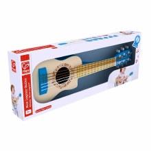 Guitare Bleu Lagoon