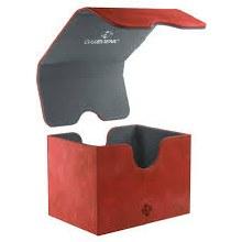 Deck box Sidekick Convert rouge