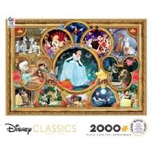 Casse-tête, 2000 mcx - Classique Disney