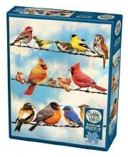 Casse-tête 500 mcx - Birds on a Wire