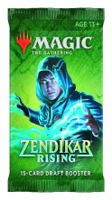 Mtg - Zendikar Rising Booster Pack