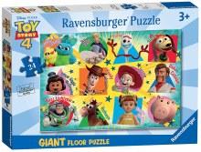 Casse-tête de plancher, 24 mcx - Toy Story