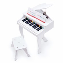 Grand Piano Blanc Deluxe