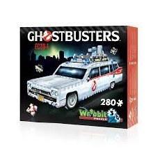 Casse-tête 3D, 285 mcx - Ghostbusters Ecto-1