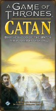 Catan Games of thrones - Brotherhood of the watch 5-6 joueurs (ext. Ang.)