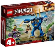 Ninjago - L'électrobot de jay