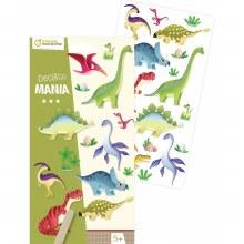Decalco Mania - Dinosaur