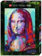Casse-tête 1000 mcx - Mona Lisa - Voka