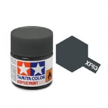 Peinture Tamiya - XF-63 German Grey