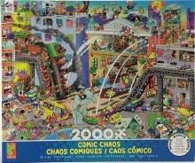 Casse-tête, 2000 mcx - Chaos Comiques