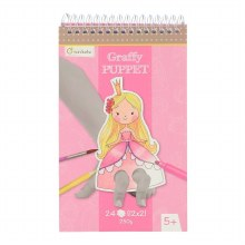 Graffy color - Puppet Princess