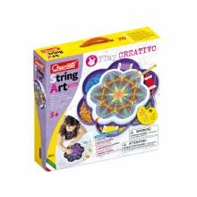 L'art de la ficelle - Mandala