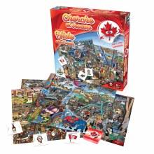 Cherche et trouve - Canada