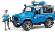 Land Rover Police