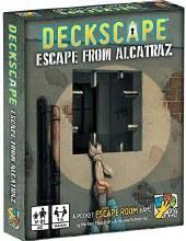 Deckscape - Escape from Alcatraz (Ang.)