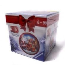 Casse-tête 3D Balle 54mcx -  Noël