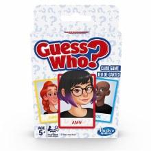 Guess Who? - Jeu de carte