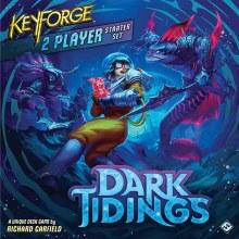 Keyforge - Dark Tidings - Kit de départ 2 joueurs