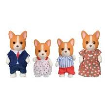 Calico Critters - Famille Corgi