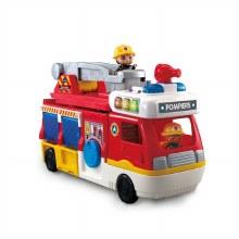 Super Camion Caserne de Pompiers (Fr.)