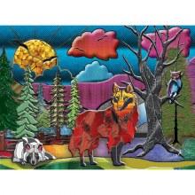 Casse-tête 1000mcx - Loups