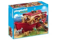 Arche de Noé avec animaux