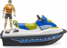 Seedoo Watercraft avec conducteur