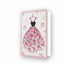Carte Diamond Dotz - Love rose