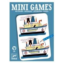 Mini Games - Différences