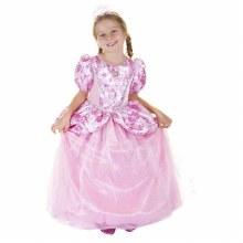 Robe Princesse Rose (5-6ans)