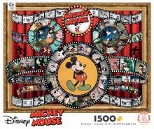 Casse-tête, 1500 mcx - Mickey Mouse