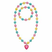 Collier & Bracelet - Coeur
