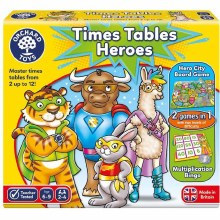 Times Tables Heros