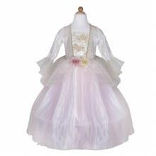 Robe Princesse Rose d'or (7-8ans)