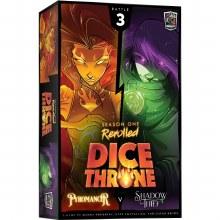 Dice Throne - Pyromancer vs Shadow thief