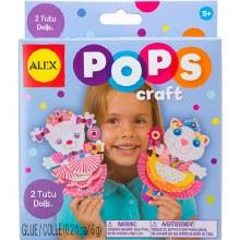 Pops Craft - Poupées Tutu