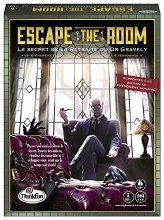 Escape The Room - Le Secret de la retraitre du Dr.Gravely