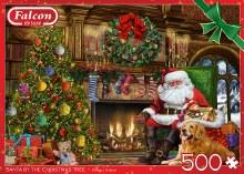 Casse-tête, 500 mcx - Santa by the Christmas Tree