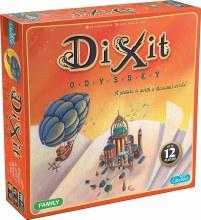 Dixit Odyssey - Jeu de base (Bil.)