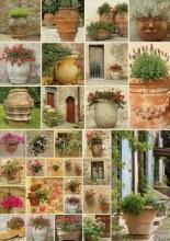 Casse-tête 1000 mcx - Pots de Fleurs