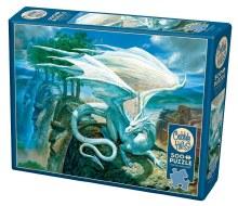 Casse-tête 500 mcx - White dragon